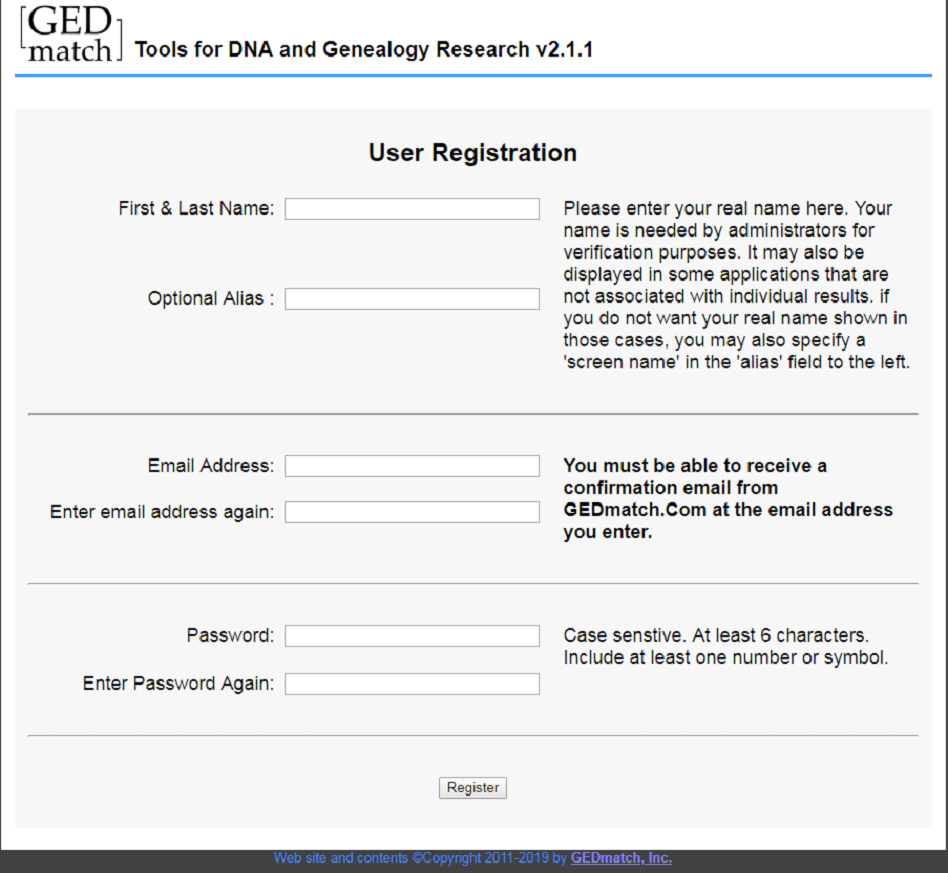 How To Use GEDMatch - DNA Testing Guides