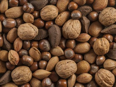 Nutrition Testing with Helix DNA - Tree nuts